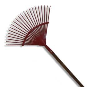 Rake hutchins international for Heavy duty garden rake